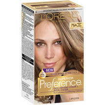 L'Oreal Paris Preference Medium Ash Blonde 7.5A Haircolor