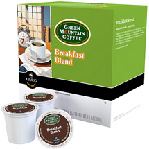 Green Mountain Breakfast Blend K Cup Instant Coffee