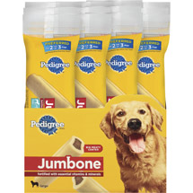 Pedigree Jumbone For Large Dogs Snacks