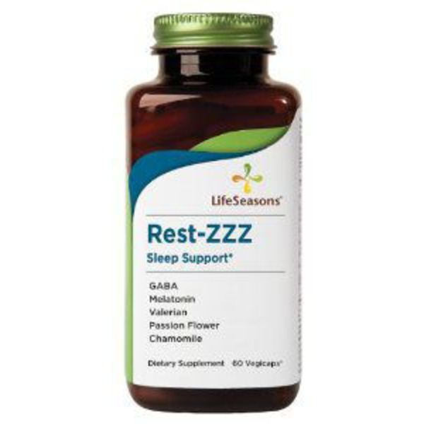Lifeseasons Rest Zzz Sleep Support