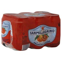 San Pellegrino Aranciata Rossa Sparkling Blood Orange Juice Beverage