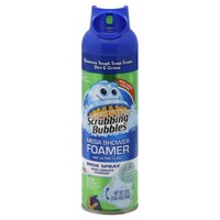 Scrubbing Bubbles Mega Shower Foamer Cleaner