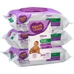 Parent's Choice Refreshing Cucumber Baby Wipes