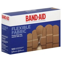 Band Aid® Brand Adhesive Bandages Flexible Fabric Assorted Posted 2/6/13 Premium