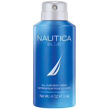 Nautica Blue All Over Body Spray
