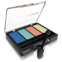 CoverGirl Eye Enhancers 4-Kit Eye Shadow Tropical Fusion