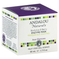 Andalou Naturals Age-Defying BioActive 8 Berry Enzyme Mask