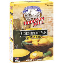 Hodgson Mill Gluten Free Sweet Yellow Cornbread Mix