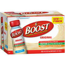 Boost Original Very Vanilla Complete Nutritional Drink