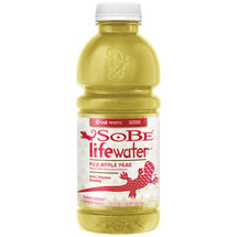 SoBe Lifewater 0 Calories Fuji Apple Pear Water Beverage