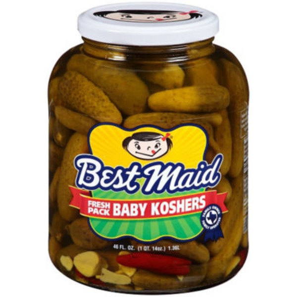 Best Maid Baby Koshers Pickles