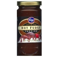Kroger Hot Fudge Topping