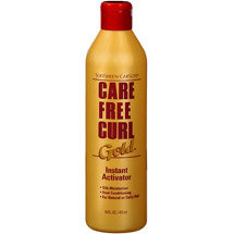 Gold Instant Activator Care Free Curl