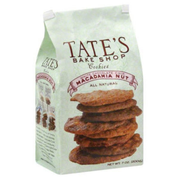 Tate's Bake Shop White Chocolate Macadamia Nut Cookies