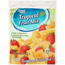 Great Value Tropical Fruit Mix