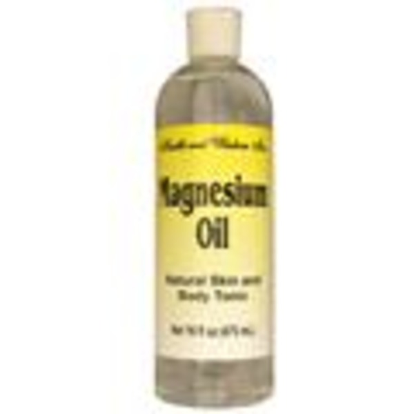 Health And Wisdom Magnesium Oil