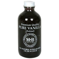 Morton & Bassett Spices Pure Vanilla Extract