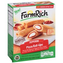 Farm Rich Pepperoni Pizza Roll-Ups