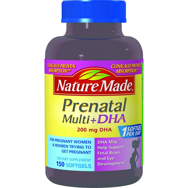 Nature Made Vitamin B-12 1000mcg, Softgels