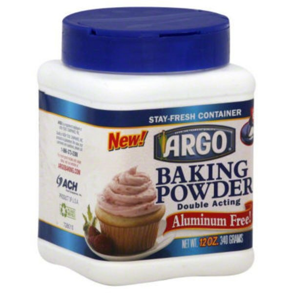 Argo Double Acting Baking Powder