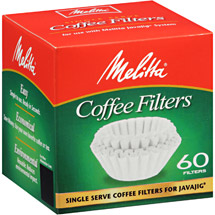 Melitta JavaJig Coffee Filters