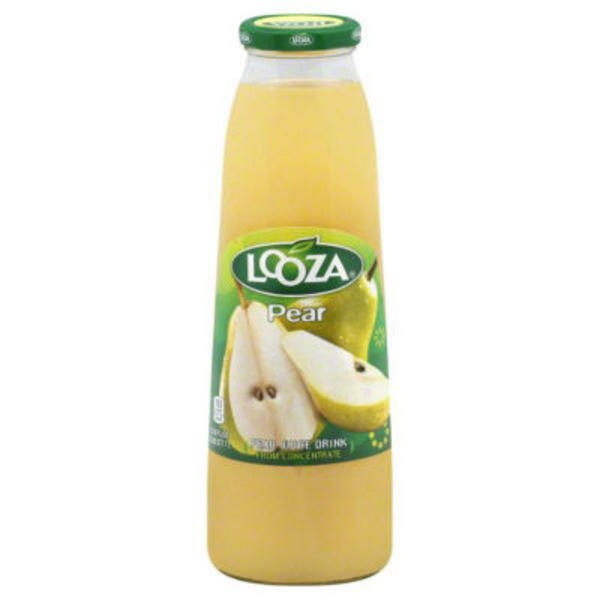 Looza Pear Fruit Nectar