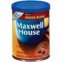 Maxwell House House Blend Medium Coffee