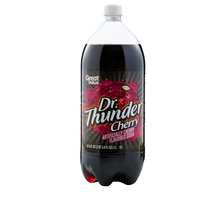Walmart Dr Thunder Cherry Soda