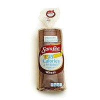 Sara Lee 45 Calories & Delightful Wheat Bread
