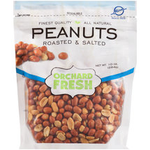 Hines Orchard Fresh Roasted & Salted Peanuts