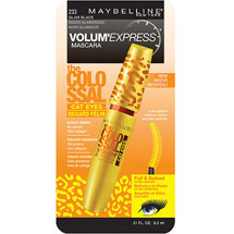 Maybelline Volum' Express Colossal Cat Eyes Washable Mascara Glam Black