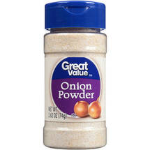 Great Value: Onion Powder Seasoning