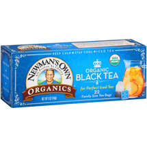 Newman's Own Organics Organic Black Tea Bags