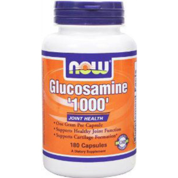 Now Glucosamine '1000' Joint Health Capsules