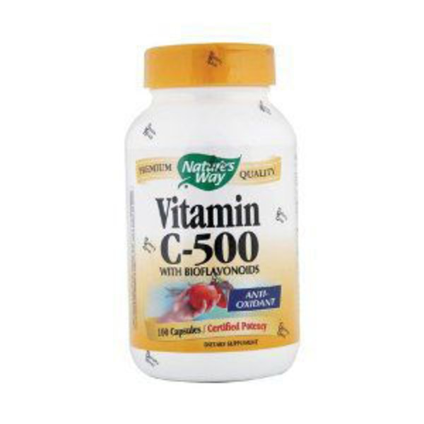 Nature's Way Vitamin C 500 With Bioflavonoids