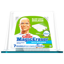 Mr. Clean Magic Eraser Bath Scrubber Pads