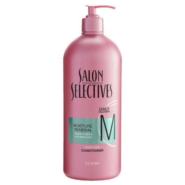 Salon Selectives Moisture Renewal Color Safe Conditioner