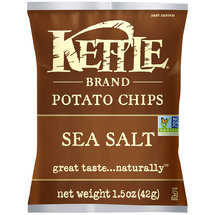 Kettle Foods Sea Salt Potato Chips