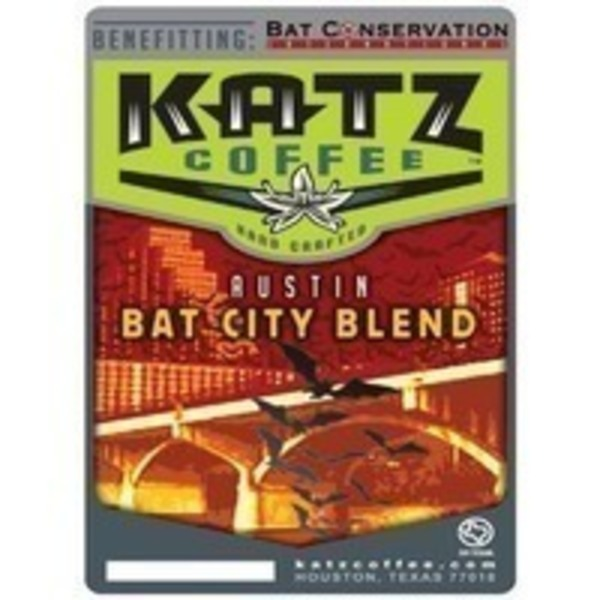 Katz Coffee Bat City Blend Coffee