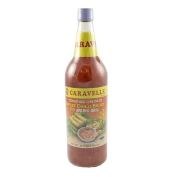 Caravelle Sweet Chilli Sauce for Spring Roll