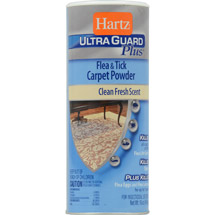 Hartz UltraGuard Flea and Tick Carpet Powder