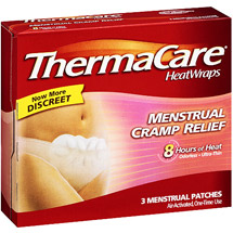 Thermacare Menstrual Cramp Relief 8 Hours Heatwraps