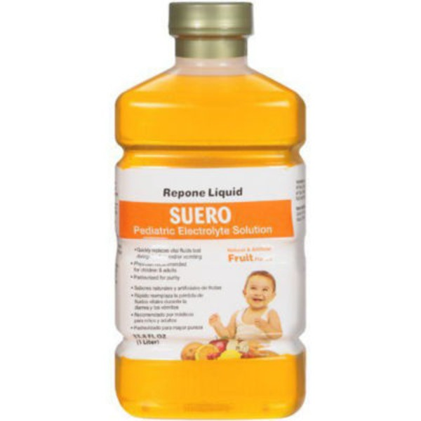 Suero Pediatric Electrolyte Solution