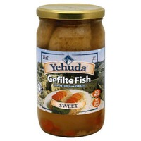 Yehuda Gefilte Fish Sweet