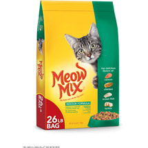 Meow Mix Indoor Formula Cat Food