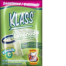 Klass Aguas Frescas Lemonade Flavored Drink Mix