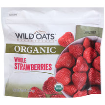 Wild Oats Marketplace Organic Frozen Whole Strawberries
