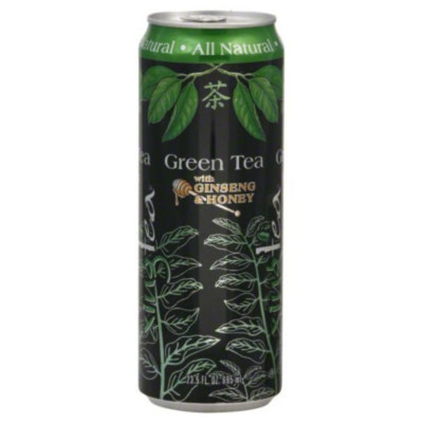 XINGtea Green Tea and Ginseng & Honey