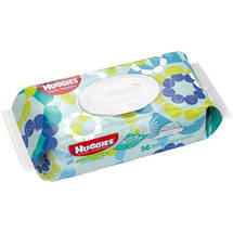 Huggies One & Done Cucumber & Green Tea Wipes
