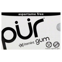 Pur Wintergreen Gum - 9 CT